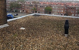 >Nieuwe dakbedekking